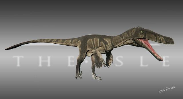 File:Austroraptor Nightstalker Skin The Isle.jpg