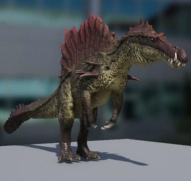 File:Hyperendocrin Spinosaurus 3D Model The Isle.jpg
