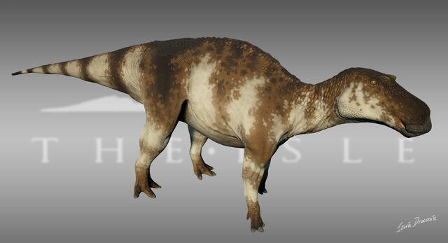File:Maiasaura Variation 2 Skin The Isle.jpg