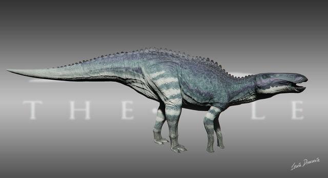 File:Shantungosaurus Aurora Skin The Isle.jpg