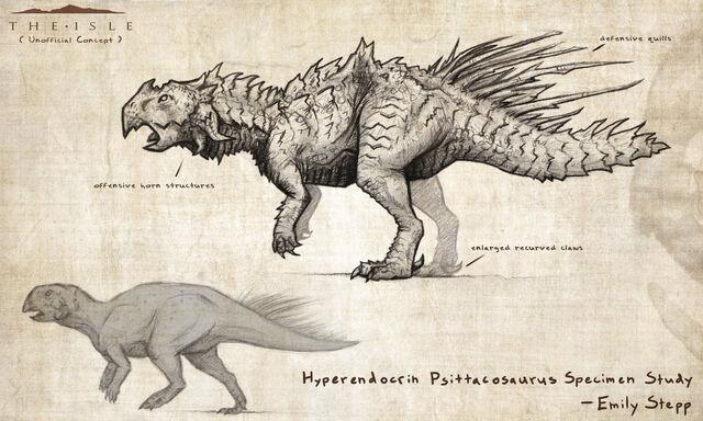 File:Hyperendocrin Psittacosaurus Fanart.jpg