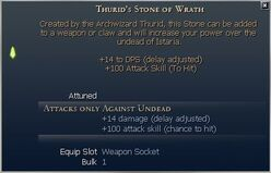 Thurid's Stone of Wrath