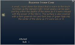 Blighted Storm Core