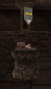 Stoneworking Pedestal