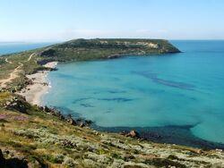Golfo di Oristano - Mar di Sardegna.jpeg