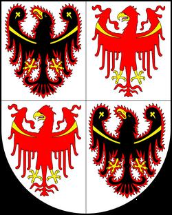 Stemma Trentino-Alto Adige