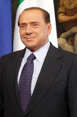 Silvio Berlusconi - 2010