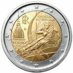 2€ commemorativo 2006