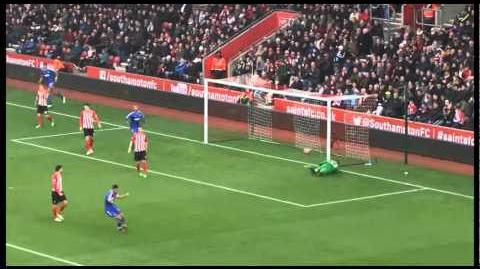 Southampton 1-1 Ipswich (2014-15 FA Cup)