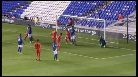 Birmingham 2-2 Ipswich (2014-15 season)
