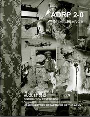 ADRP 2-0