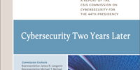 Cybersecurity Two Years Later