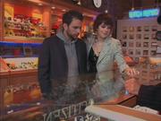 1x4 Waitress Charlie jewlery