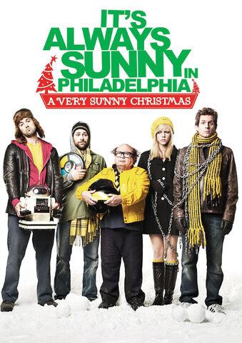 File:A Very Sunny Christmas DVD.jpg