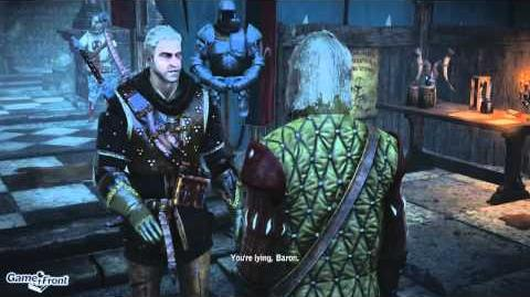The Witcher 2 Enhanced Edition Walkthrough - PT. 63 - Lillies and Vipers