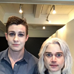 Face Swapped Rose & Robert
