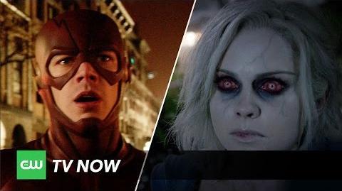 The Flash & iZombie Combo Trailer