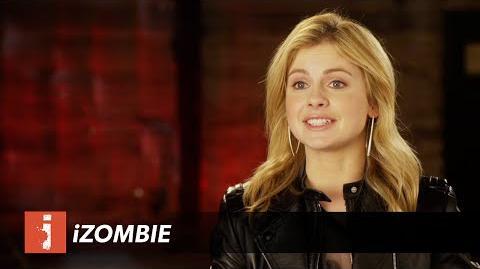 IZombie - Interview Rose McIver Two