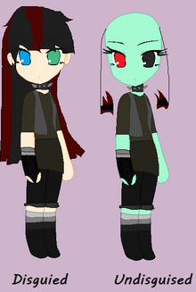 Disguised and undisguised o3o
