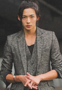 Ryo Ryusei Headshot
