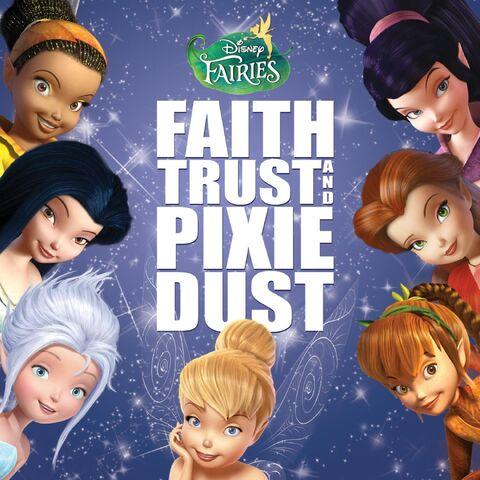File:Disney Fairies Faith, Trust and Pixie Dust album.jpg