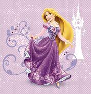 Rapunzel's redesign