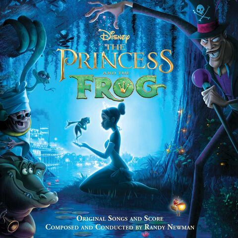 File:The Princess and the Frog Soundtrack.jpg