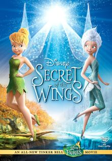 Tinker Bell and the Secret of the Wings poster