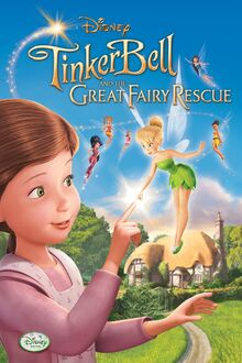 Tinker Bell and the Great Fairy Rescue iTunes cover