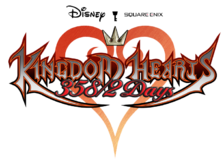 Kingdom Hearts 358-2 Days logo