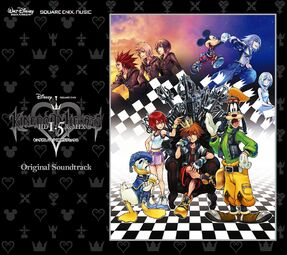 Kingdom Hearts HD 1.5 ReMIX Original Soundtrack