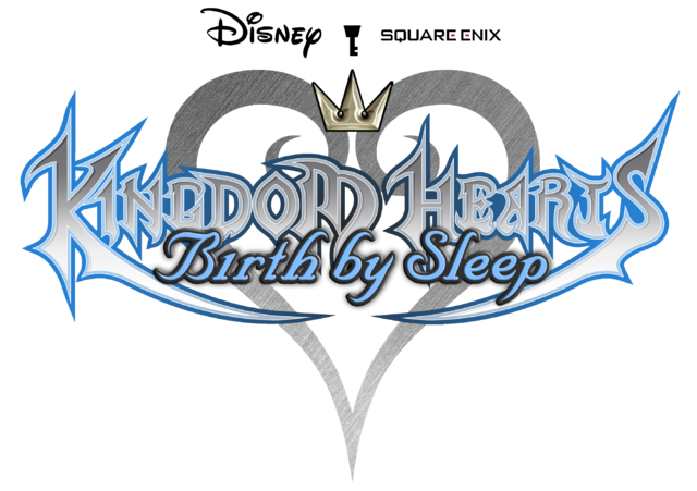 File:Kingdom Hearts Birth By Sleep logo.png