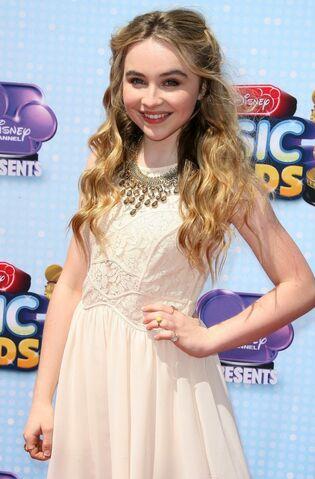 File:Sabrina Carpenter at the Radio Disney Music Awards.jpg