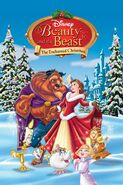 Beauty and the Beast The Enchanted Christmas iTunes cover