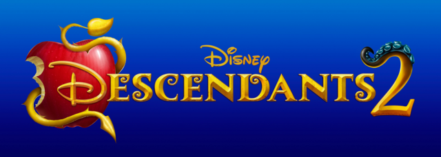 File:Descendants 2 logo.png