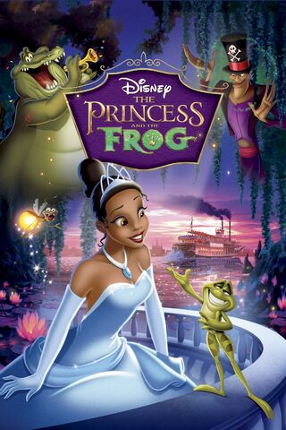 File:The Princess and the Frog poster.jpg