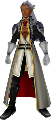 Ansem in Kingdom Hearts