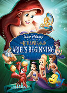 The Little Mermaid Ariel's Beginning poster