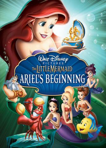 File:The Little Mermaid Ariel's Beginning poster.jpg