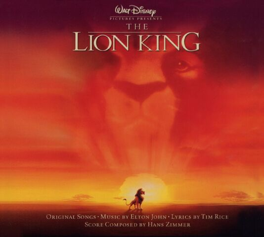 File:The Lion King Special Edition Soundtrack.jpg