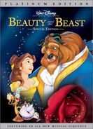 Beauty and the Beast 2002 DVD