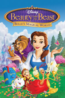 Beauty and the Beast Belle's Magical World poster