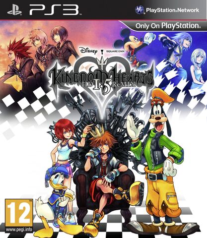 File:Kingdom Hearts HD 1.5 ReMIX PS3 cover.jpg