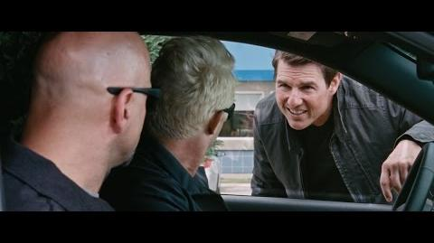 "Jack Reacher Never Go Back (2016) - ""Rules Saltshaker"" - Paramount Pictures"