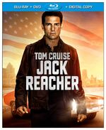Jack Reacher Blu-ray front cover
