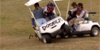 Golf Cart Antics