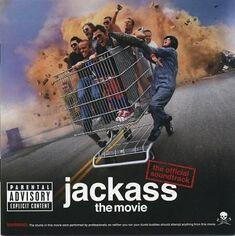 Jackass soundtrack cover