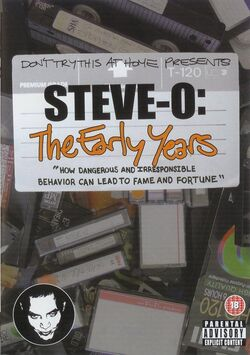 Steve-O The Early Years