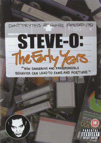 File:Steve-O The Early Years.jpg