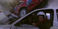 Rent-a-car crash-up derby